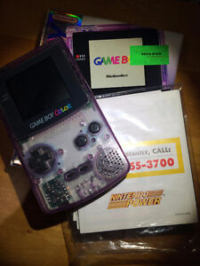 Gameboy Colour  and others