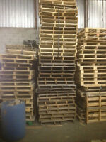 Job General worker in Wood Pallet warehouse
