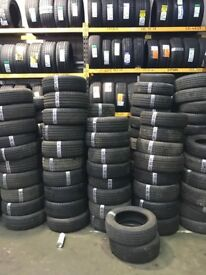 Part worn tyres like new from £10