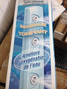 colonne Hydro-massante Saint-Hyacinthe Québec image 2