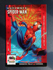 Ultimate Spider-Man comic volume 1 issue 6