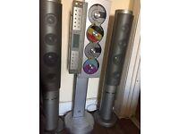 Ministry of sound speaker system