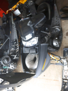 **Parting out** 2005 Ski Doo Mach Z 1000
