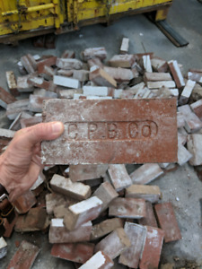 FREE Hamilton Red Clay Brick