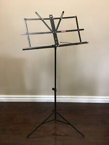 Metal Collapsable Music Stand