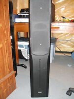 Quest Speakers Front and Rear Surround