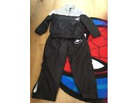 Boys Swansea city tracksuit age 2-3
