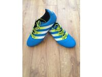 Adidas ace 16.3 moulded football boots uk adults size 11
