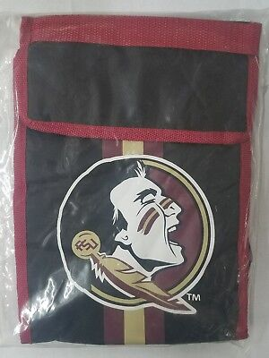 Forever Collectibles NCAA Florida State Seminoles Insulated Lunch Bag 9
