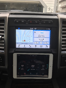 IPad Dash kit 2017 Super Duty