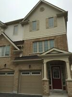 **NEWLY BUILT*** End Unit Townhouse for rent -WHITBY