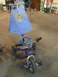 Convertible pushable trike bike for toddlers age 1-4 $10 obo