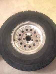 Tow best winter tires and rims  31×10/50/15