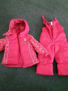 carter's snow suit