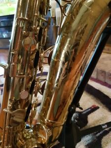 Beautiful The Martin Committee III Tenor Sax