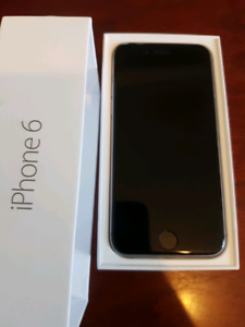 iPhone 6 de 64gb Comme Neuf Dévérouillé Unlocked Like New