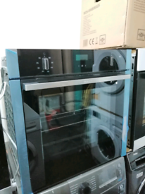 ➡️SALE⬅️NEW GRADED B4ACF1AN0B NEFF SLIDE AND HIDE SINGLE ELECTRIC OVEN