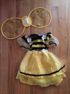 Costume Halloween abeille