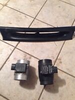 Mustang 5.0 mass air meters and cobra grill insert