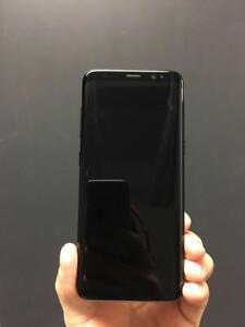 Galaxy S8 64 GB Black Unlocked -- 30-day warranty and lifetime blacklist guarantee