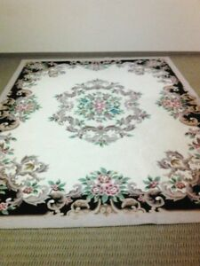 CAPEL WOOL Area Rug  8 ft x 11 ft