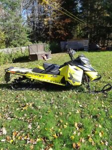 Skidoo Summit X 800etec 2016