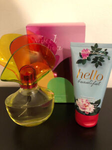 Bath and Body Works Perfume and Lotion Set - Retail $40