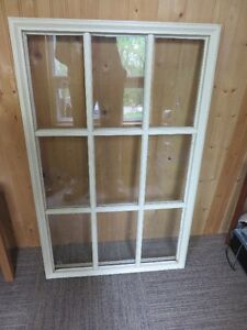 Entry Door Window insert (22 x 36)