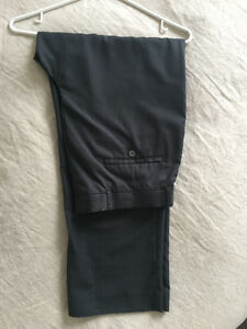 Great Condition - PERRY ELLIS Dress Pants (Grey)