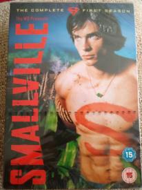 Smallville Season 1 Dvd