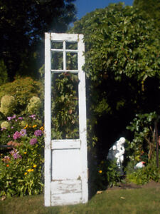 Shabby Chic rustic old DOOR