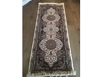 Beautiful Persian rug carpet 80x200cm new