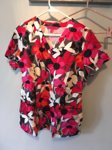 Scrub Tops - Never worn (Medium)
