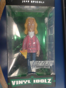 Vinyl Idolz Jeff Spicoli Fast Times at Ridgemont High Doll