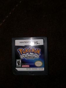 Pokémon Diamond Nintendo Ds