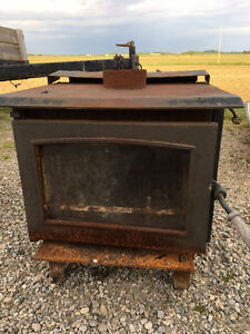 Wood Furnace - Good Condition