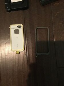 iPhone 5s lifeproof case with box