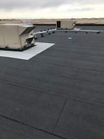 Flat Roofer-Commerical 2 ply SBS, TPO, EPDM