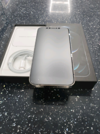 IPHONE 12 PRO SILVER 128gb USED