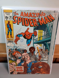 The amazing spiderman 99 1971