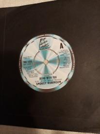 6 single 45's vinyl 60'_70s various