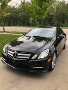 Priced to Sell - 2012 Mercedes E350 - AWD (4matic)