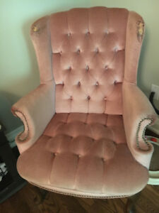 Moving sale - Queen Anne style chair