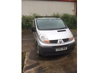 Renault Traffic SL27, 2.0 Litre 115 6 Speed, July 2007, Excellent Condition