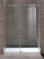 2 showers panels NEW/2 modèles panneaux douches NEUF