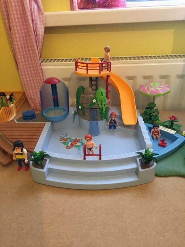 Playmobil swimming pool in wallsend tyne and wear gumtree - Playmobil swimming pool best price ...