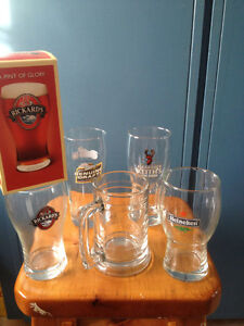 Various Beer Glasses/Mugs