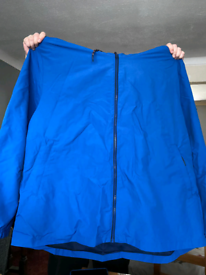 NEXT Size 4XL shower resistant jacket, brand new with tags