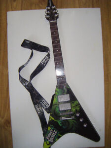 Paper Jamz for sale Guitar,Drums and Amp