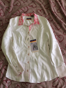 Cheval show jumping/dressage shirt for sale